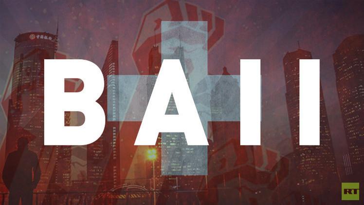 Otro golpe de Pekín a EE.UU.: Suiza entra en el nuevo Banco de Inversiones chino