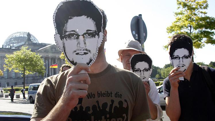 EE.UU. amenazó a Alemania con sanciones agresivas si acoge a Snowden