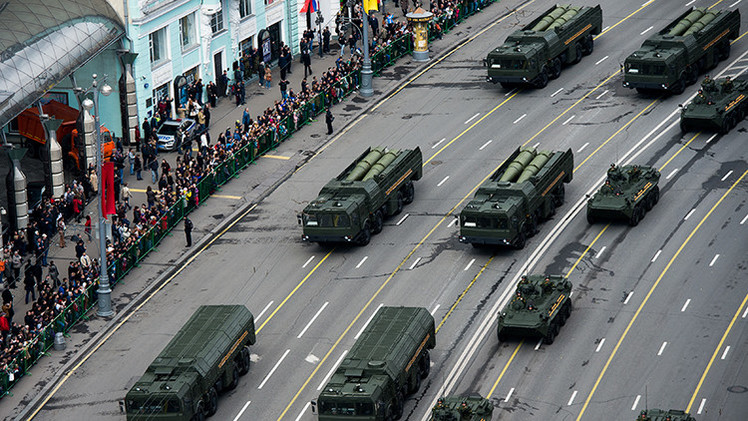 La OTAN es incapaz de defenderse de la operación cuyo simulacro está en curso en Rusia
