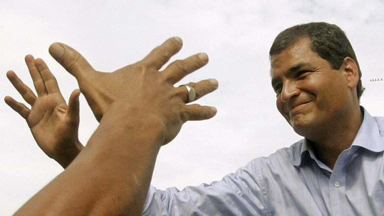 """Periodista revela por qué  el Ecuador de Correa se convertirá en un """"Estado modélico"""""""