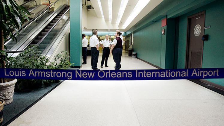 EE.UU.: Reportan disparos en el aeropuerto de Nueva Orleans