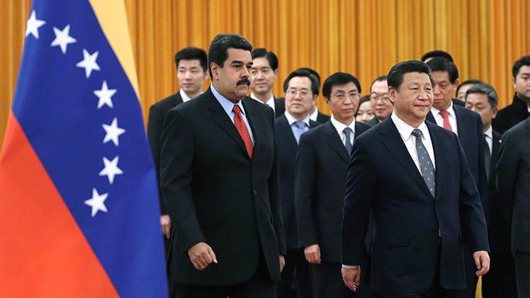 China otorgará a Venezuela un préstamo por 10.000 millones de dólares