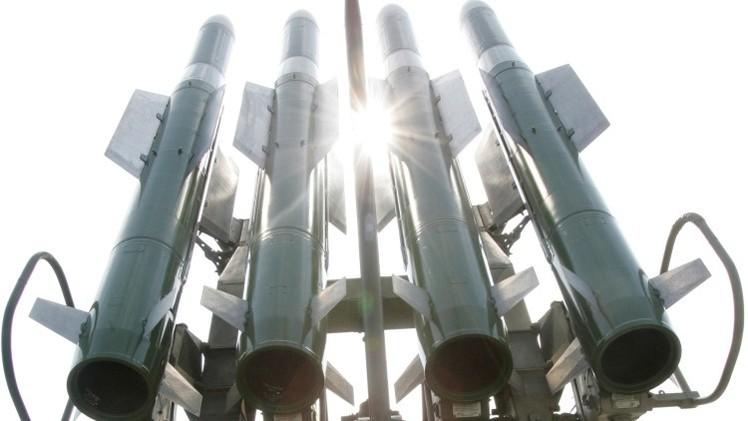 Los misiles del sistema Buk