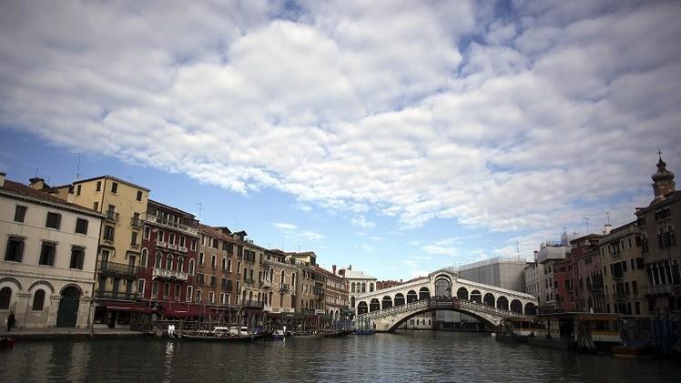 Fotos: ¿Cómo se vería la ciudad de Venecia libre de turistas?