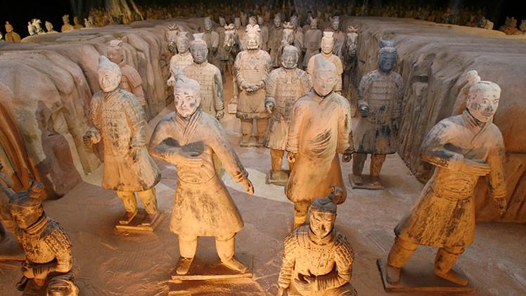 Descubren el arma secreta del primer emperador chino con el que conquistó medio mundo