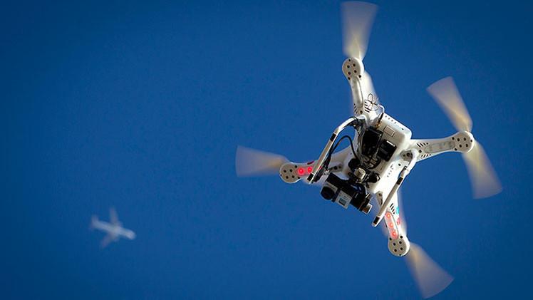 Contrabando de droga y armas con drones enciende las alarmas en cárceles británicas