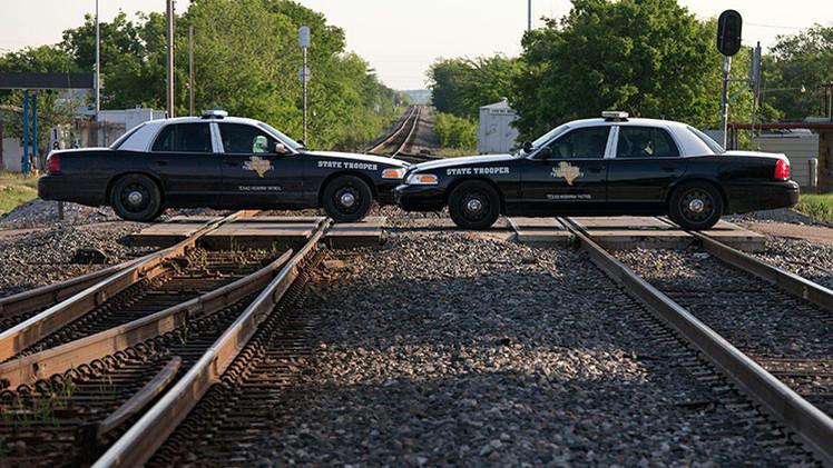 EE.UU.: Un tren con productos químicos descarrila en Texas