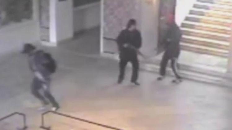 Atentado en Túnez: Publican el video de las cámaras de seguridad del museo