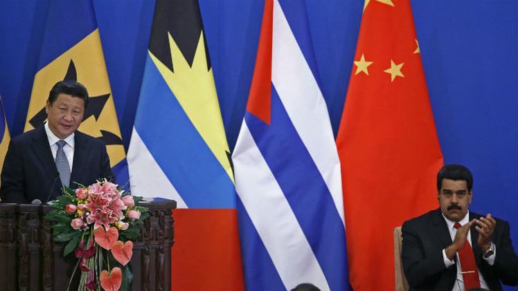"""""""Sanciones contra Venezuela podrían atentar contra el plan de cooperación con China"""""""