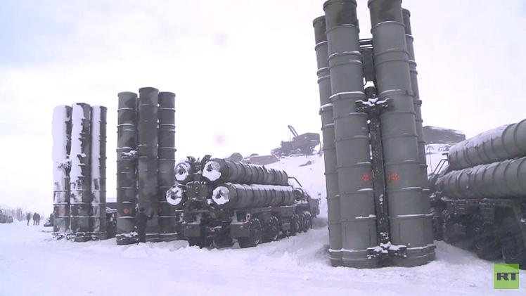 S-400 en Murmansk