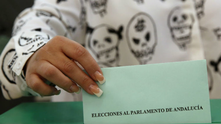 """""""Las elecciones en Andalucía mostrarán si los nuevos partidos están suficientemente maduros"""""""