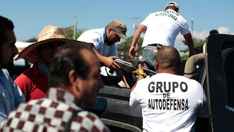Diez narcos por cada inocente caído. Autodefensas mexicanas declaran la guerra a crimen organizado