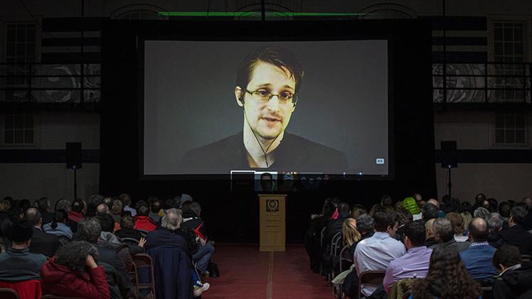 """Snowden: """"Los estadounidenses ya no creen en su superioridad en el mundo"""""""
