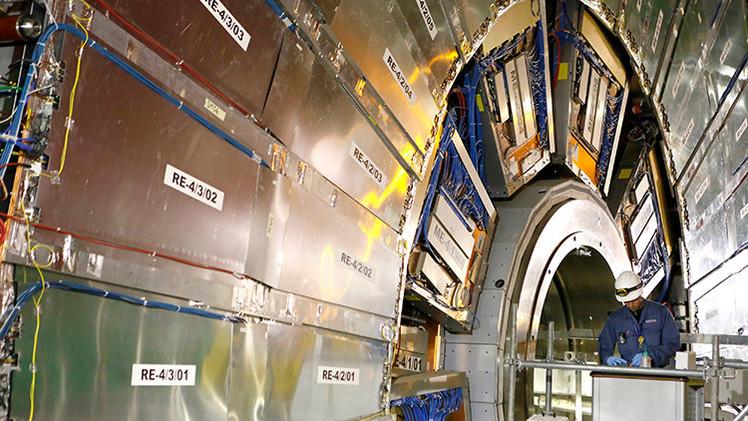 El Gran Colisionador de Hadrones pone en duda la teoría del Big Bang