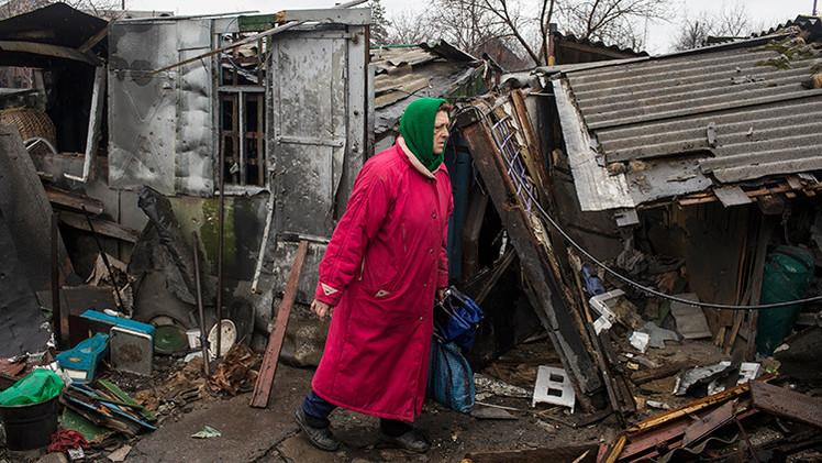 """ONU: """"El número de muertos en el conflicto ucraniano supera las 6.000 personas"""""""