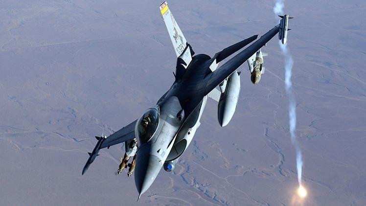 EE.UU. despliega cazabombarderos F-16 en los países bálticos
