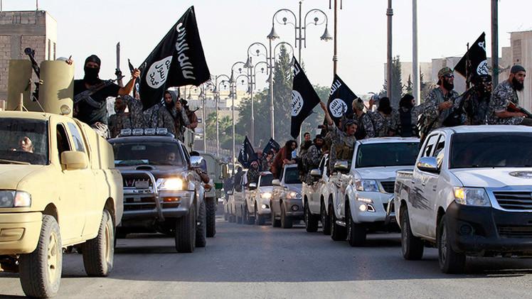 ¿El Estado Islámico ya está en EE.UU.? Una bandera del EI ha sido vista en un camión en Detroit