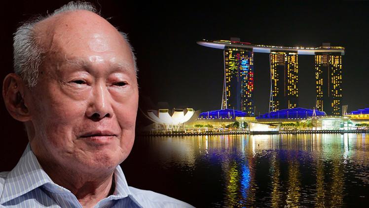 Cómo una persona construyó desde cero uno de los países más ricos del mundo