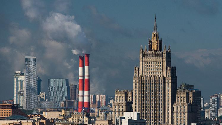 Moscú: La crisis en Ucrania es consecuencia de la intervención de Occidente
