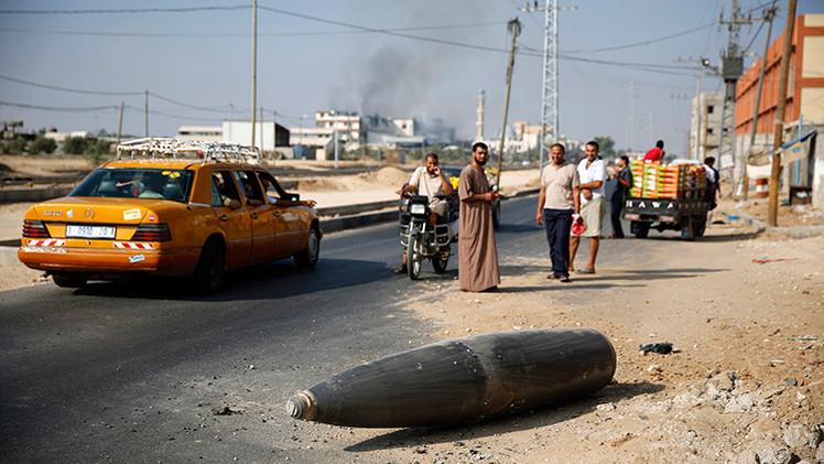 Una familia de Gaza vivió 7 meses con una bomba israelí en su casa