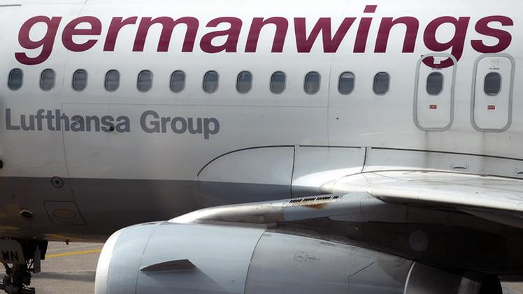El Airbus A320 siniestrado en Francia es la primera catástrofe de Germanwings
