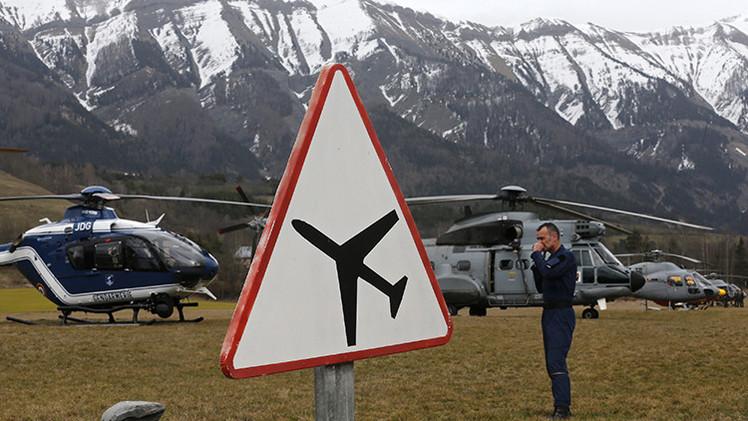 Catástrofe aérea de Germanwings