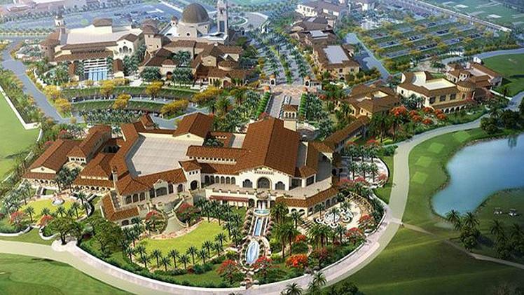 Fotos: Arabia Saudita construye la asombrosa Ciudad Económica del Rey Abdalá