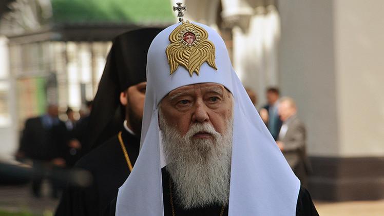 Patriarca ucraniano justifica los asesinatos en Donbass