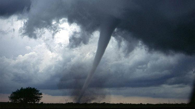 Video: Ver un tornado desde 'adentro' sin riesgos ahora es posible