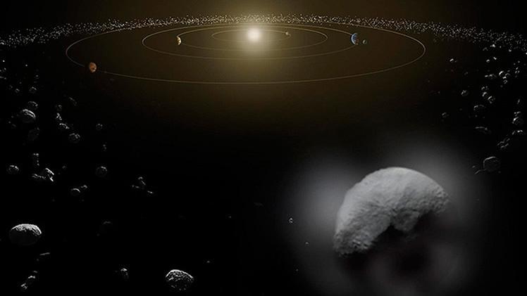 Asteroide masivo