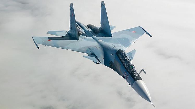 Rusia a la OTAN: No violamos las normas del derecho aéreo durante los vuelos en Europa