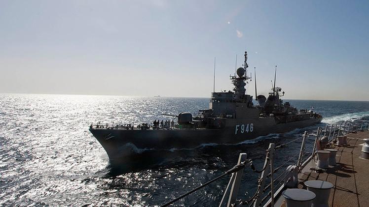 Egipto envía cuatro buques militares a las costas de Yemen
