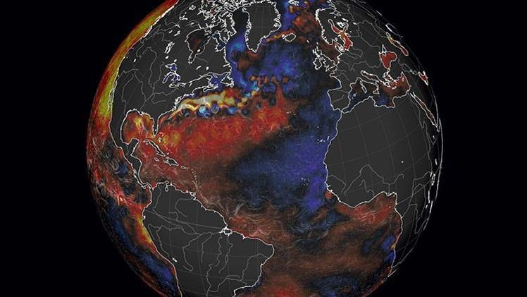 La fusión del hielo de Groenlandia podría 'congelar' al Reino Unido