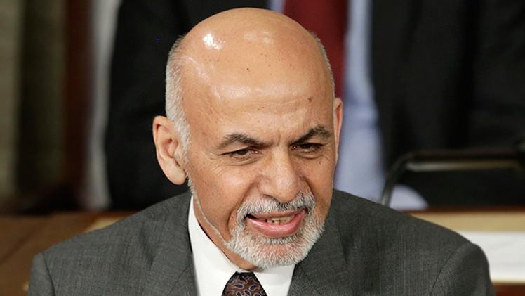 El presidente de Afganistán dice que es hora de 'pedir perdón' a los talibanes