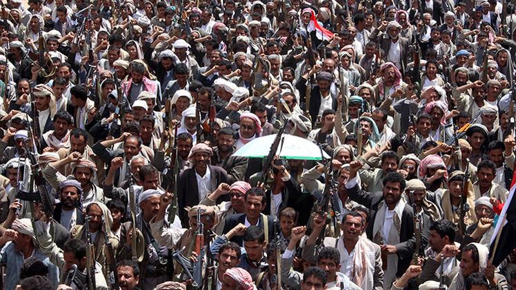 """""""En Yemen está teniendo lugar otra revolución de color"""""""