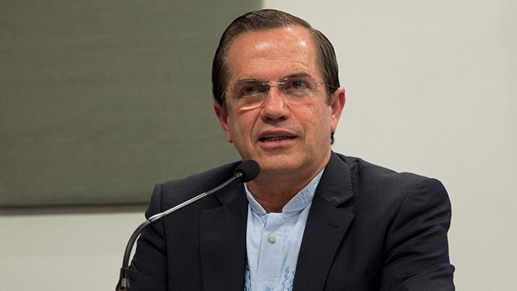 """Patiño: """"EE.UU. no tiene nada que enseñar a Ecuador"""""""
