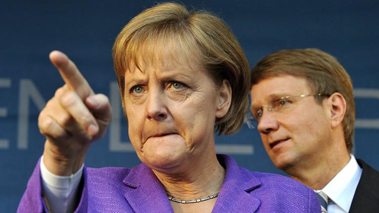 """""""Angela Merkel es la principal amenaza para la recuperación de Europa"""""""