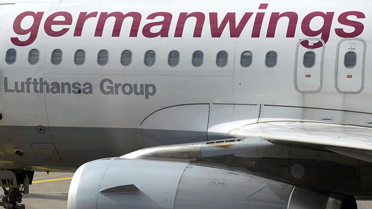 Familiares de uno de los fallecidos del A320 demandarán a Germanwings