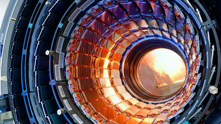 Una anomalia en el Gran Colisionador revoluciona la física de partículas