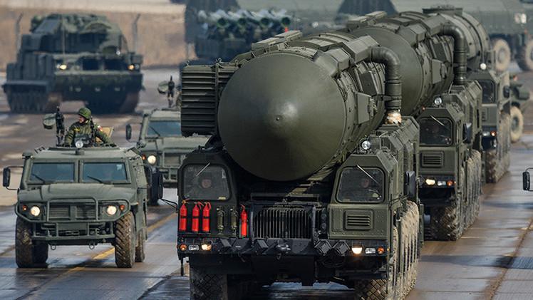 """""""EE.UU. no tiene medios de defensa para protegerse de ataques nucleares masivos"""""""