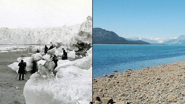 Fotos chocantes de la NASA muestran cómo ha cambiado la Tierra