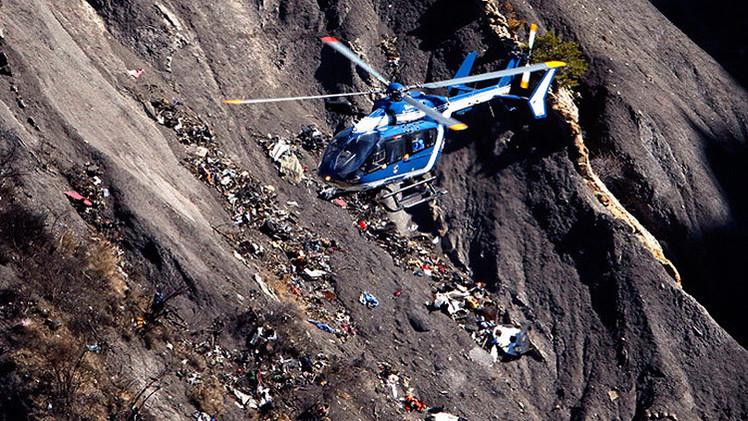 El copiloto del avión de Germanwings buscó tratamiento para problemas de visión
