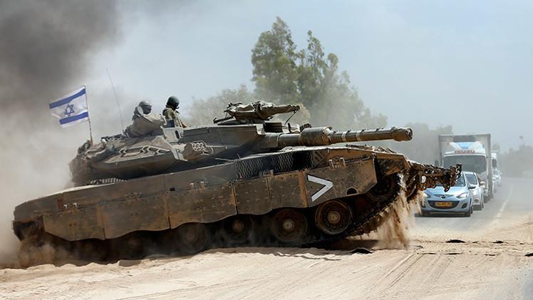 Israel mató a más palestinos en 2014 que en cualquier otro año desde 1967