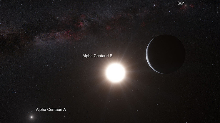 Planetas gemelas de la Tierra pueden haber en el sistema estelar más cercano