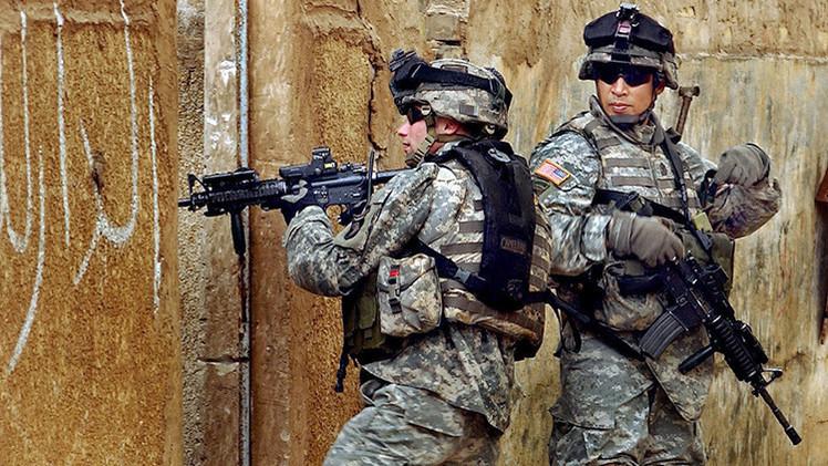 EI atemoriza a EE.UU.: Soldados no deben abrir la puerta a desconocidos