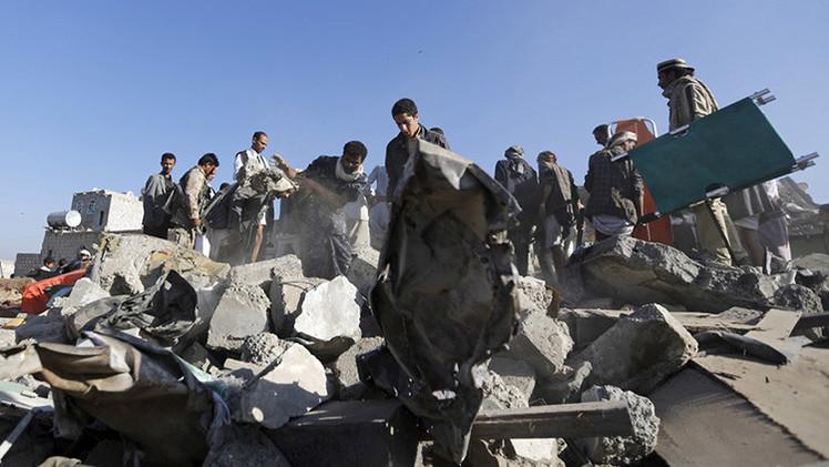 Omán intenta convencer a la coalición internacional de que detenga los ataques contra Yemen