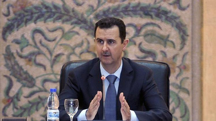 Assad: El Estado Islámico ha ganado combatientes desde el comienzo de las operaciones de EE.UU.