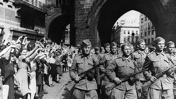 Presidente checo: sin la Unión Soviética no se habría vencido a Hitler