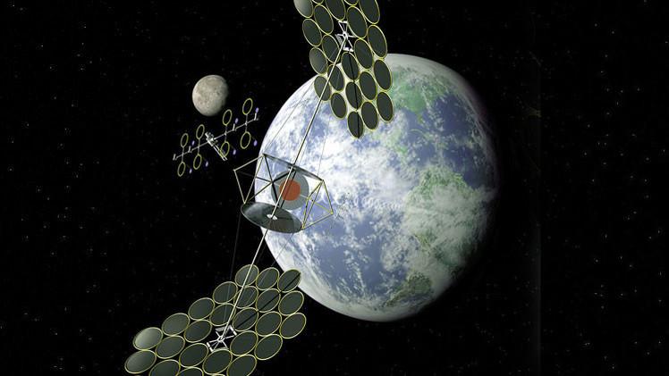 Proyecto revolucionario: científicos chinos planean construir una central solar en el espacio