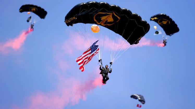 ¿Podrían los ejercicios militares de EE.UU. ser un simulacro de la invasión de Irán?